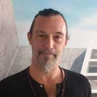 David Rolland yoga teacher